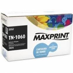 Toner P/ Brother TN-1060BR Preto Compativel Maxprint